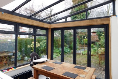 Oak Carpentry Lancashire English Oak Timber Framed