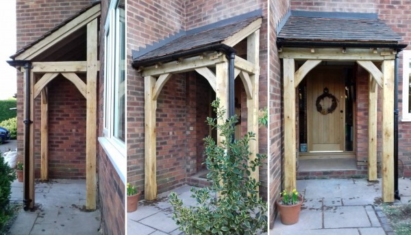 porch-oak-corner-construction-guttering-carpentry-lancs
